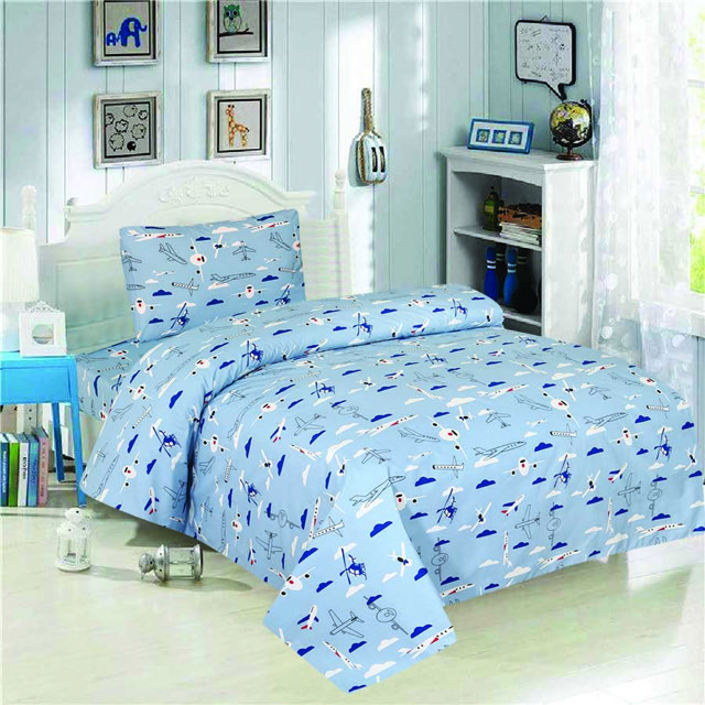 Aviation Theme Aeroplane Bedding